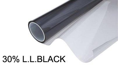 t nungsfolie sonnenschutzfolie fensterfolie 30 schwarz. Black Bedroom Furniture Sets. Home Design Ideas