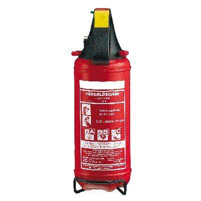 Pulverlöscher – Autolöscher – Neuruppin Feuerlöscher – KFZ inkl. Halterung 2 kg PG 2 E – Dauerdruck