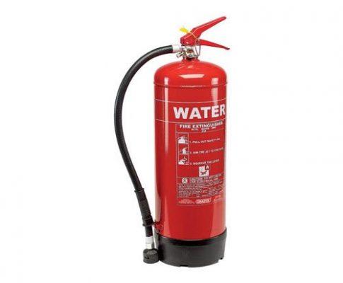 Draper Druckwasser Feuerlöscher-9 L, 1 Stück, 21675