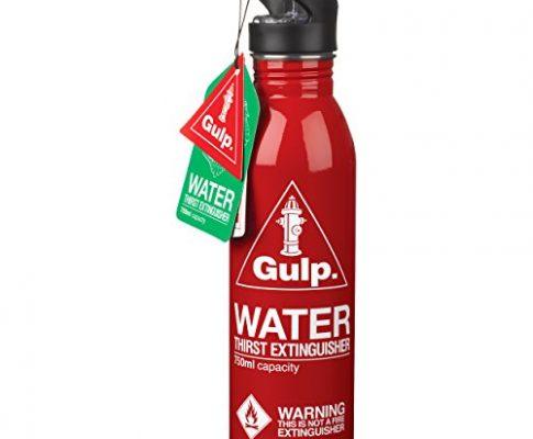 """Unbekannt Gulp Wasserflasche""""Thirst Extinguisher"""", Rot"""