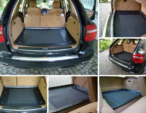Kofferraumwanne Laderaumwanne mit Antirutsch. Genaue Passform für das genannte Modell. passend für das angegebene Fahrzeug ,siehe Artikelbeschreibung