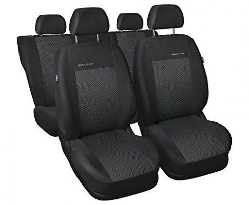 Elegance E3 maßgeschneidert – 5902311273713 – Autoschonbezug-Set – hintere Geteilte Sitzbank