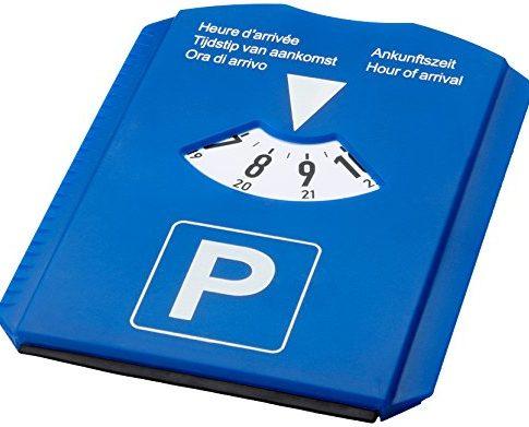 Disco orario per uato 5 in 1 con raschiaghiaccio moneta per carrello gomma tergicristallo e e misuratore battistrada pneumatici