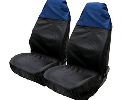 ASC–Nylon Seat Cover Protector wasserabweisend–Blau/Schwarz