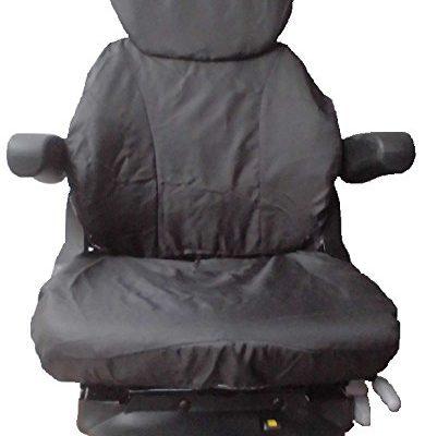Schonbezug Sitzbezug für Grammer Maximo S721 731 741 Compacto Schleppersitz Stapler NEU Strapazierfähig Wasserabweisend