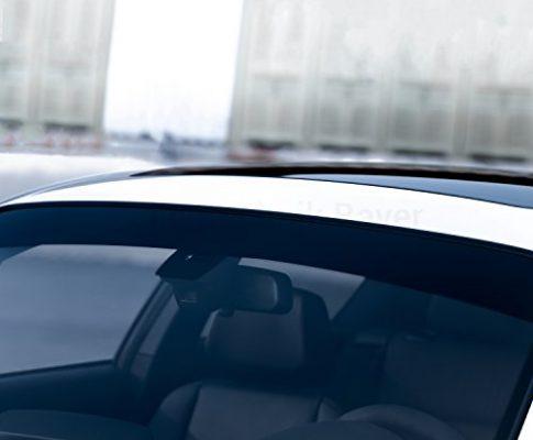 Folientechnik Bayer 1022 Sonnen-Blendstreifen Golf 6 GTI R GTD Aufkleber Performance Tuning Zubehör