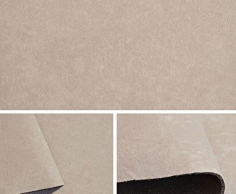 Himmelstoff Autostoff Polsterstoff Bezugsstoff kaschiert SAM04 T129 04 Beige