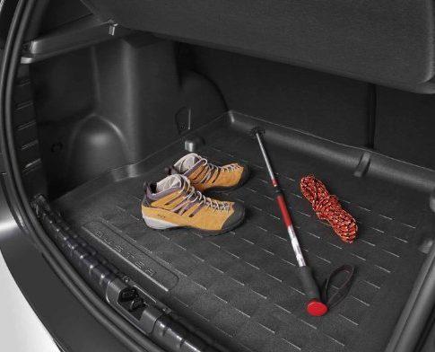 Kofferraumwanne für Dacia Duster I 2010-2017 4×2