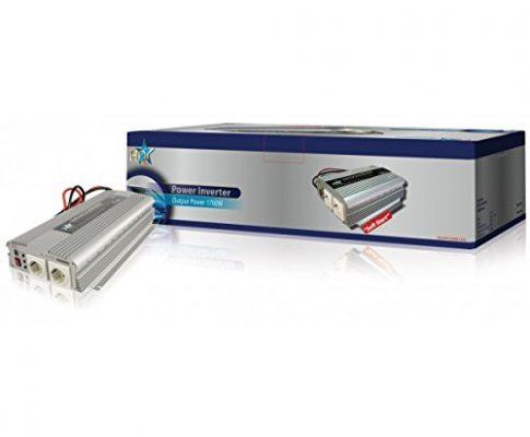 HQ Wechselrichter 1700W, 12V-230V