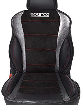 Sparco SPC0907GR Autositzbezug Grau/Schwarz