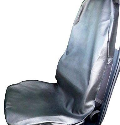 Kunstlederbezug Werkstattschoner Sitzschoner XXL Größe 66,5 cm x 149 cm passend für Vans,SUV,Transporter und Geländefahrzeuge