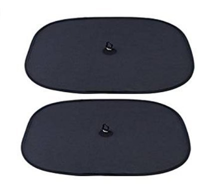 Nmber-mm 2x faltbar Seitenfenster, Auto-Sonnenschutz für Auto Fahrzeug Paar tragbar einfach zu