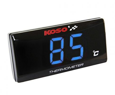 KOSO BA024B10 Super Slim Stil Thermometer