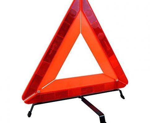 Carpoint 0113903 Warndreieck Schweres Modell, E-Prüfung
