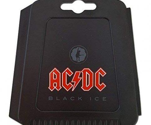AC/DC Auto Eiskratzer AD-WAA-256, Shwarz