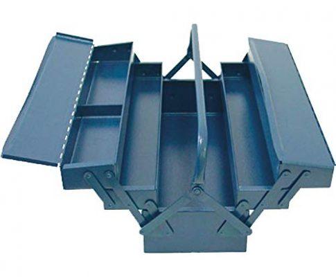 DÖNGES 23-251053-0 Werkzeugkoffer 5-teilig 530 x 200 x 200 mm Oberteile auseinanderziehbar