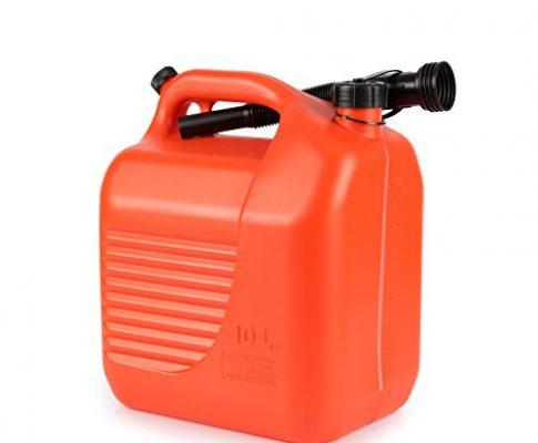 Benzin Kanister 10 Liter, RACEFOXX