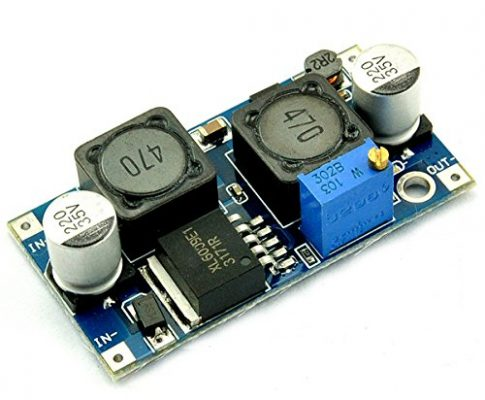 10 Stück DC-DC-Boost-Buck up Adjustable Step Modul Step Down Converter Automatische XL6009 – Ils