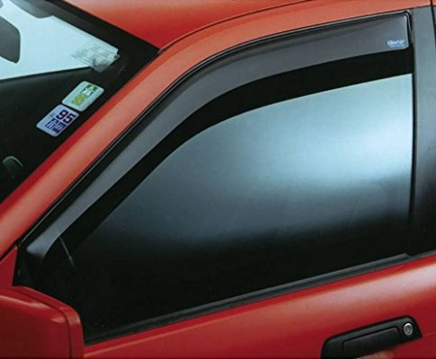 Profi VW Tiguan 5-door, 2007- – ClimAir CLI0033528 Windabweiser