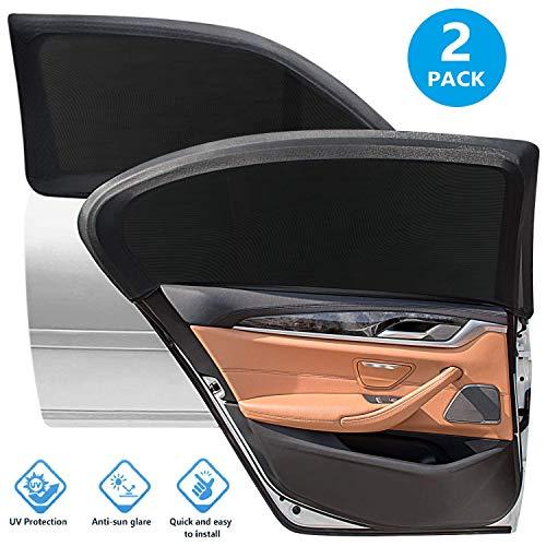 sonnenschutz autos f r seiten und heckscheibe universelle auto fenster shades f r baby mit uv. Black Bedroom Furniture Sets. Home Design Ideas