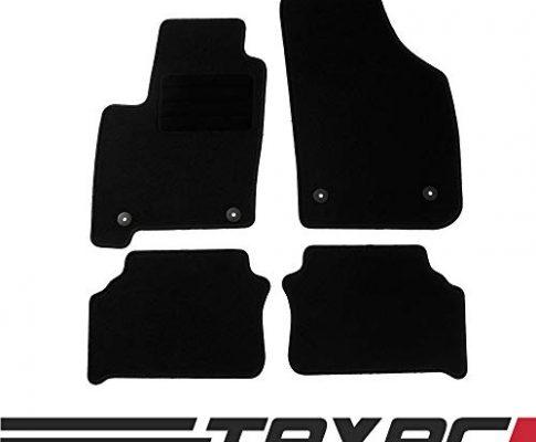 CARMAT TEXER Textil Fußmatten Passend für Opel Meriva A Bj. 2002-2010 Basic