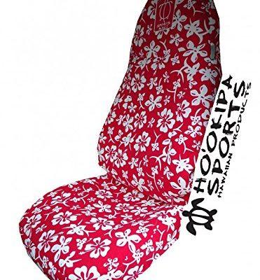 Pilotensitz Paar, Farbe:Rot – Hookipa Hawaii Sitzbezüge