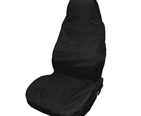 Schutzbezug für Autositze oder Nutzfahrzeugsitze, Vordersitze, wasserdicht, wiederverwendbar–153