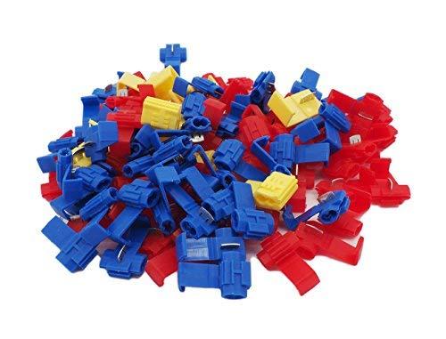 40 Kabelringschuhe rot M 5// M 6 bis.1,5 mm² für Kfz++++