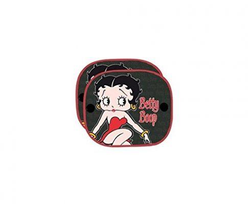 Betty Boop BB1041BAuto-Sonnen-Schutz und Sonnen-Blende für Baby und Kinder, 2 Stück