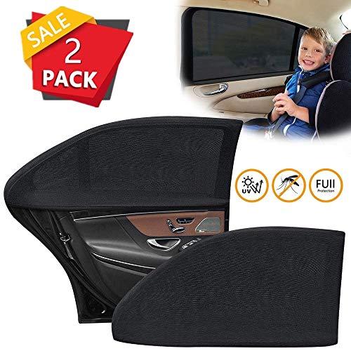 jioudi kinder auto sonnenschutz sonnenschutz auto baby 2 st ck jiotee uv schutz 100. Black Bedroom Furniture Sets. Home Design Ideas