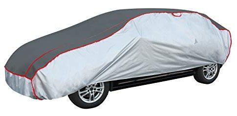 Walser 30971 Hagelschutz Auto, Hagelschutzgarage Premium Hybrid Größe XL, wasserdicht atmungsaktiv