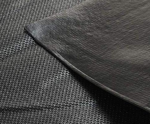 Kofferraummatte universal zuschneidbar & abwaschbar   Antirutschmatte Auto   Kofferraumraumschutz mit feiner Oberflächenstruktur für perfekten Halt   Schutzmatte in 3 Größen 180 x 104 cm