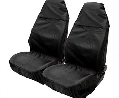 ASC–Nylon Seat Cover Protector wasserabweisend, schwarz