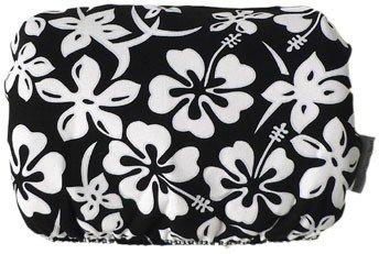 Hookipa Hawaii Kopfstützenbezug – Einzel, Farbe:Schwarz