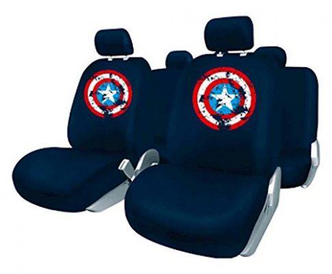 Marvel Capitan America CAPA100 Blau- Bucheinbände Spiel Capitan,