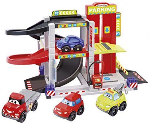 Ecoiffier 3043 – Abrick City Garage, Spiel