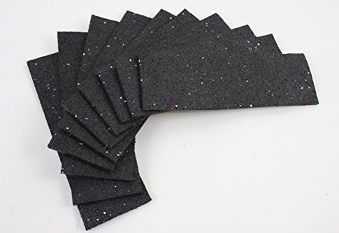 LOADCARE 10x Antirutschmattenpad, Antirutschmatte, Anti Rutsch Matte, 80 x 5 x 244 mm