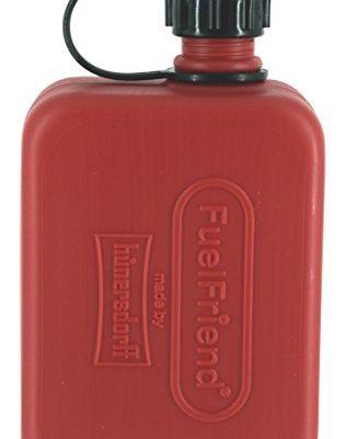 FuelFriend® 0,5 Liter – Klein-Benzinkanister Mini-Reservekanister