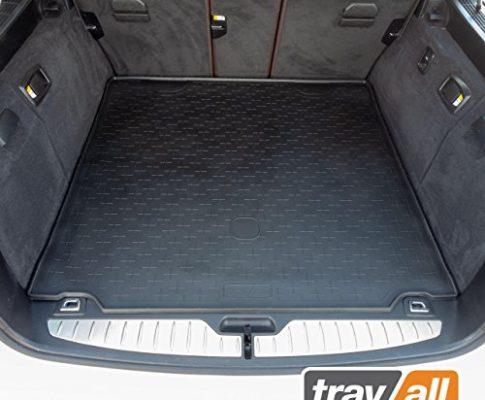 Maßgeschneiderte Gepäckraumeinlage mit Anti-Rutsch-Beschichtung – Travall® Liner Kofferraumwanne TBM1064