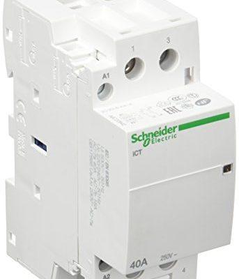 Schneider A9C20842 Installationsschütz iCT 40A 2S 220/240 V 50Hz
