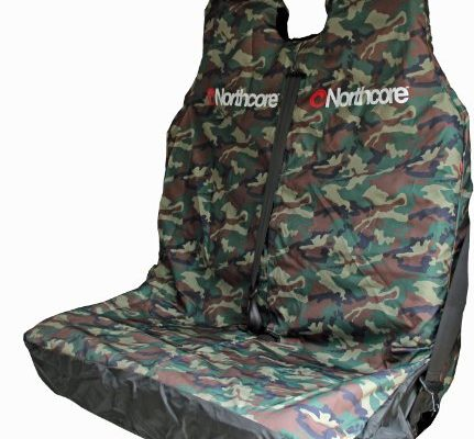 Northcore Camo Double Van Seat Cover
