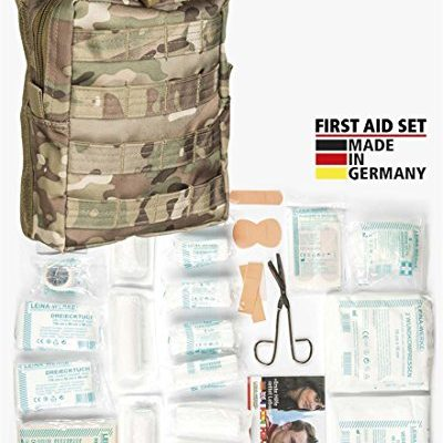 Mil-Tec First Aid Set Leina pro.43-TLG lg multitarn