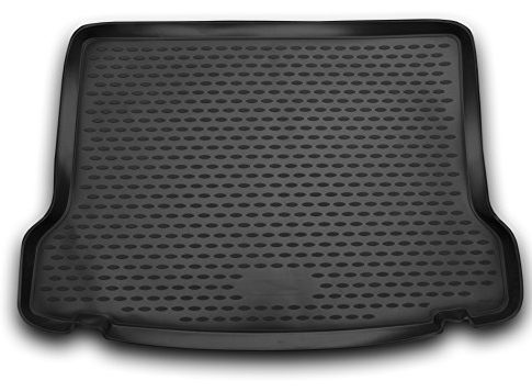 AD Tuning TMP22011 Passform Kofferraumwanne, Anti-Rutsch Oberfläche, schwarz