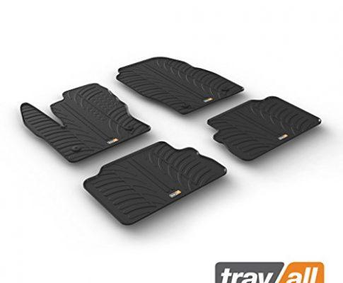 Travall Mats Gummifußmatten TRM1296 – Allwettermatten nach Maß Fussmatten Set