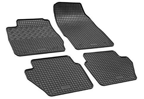 ilTappetoAuto® RIGUM900842 Auto-Fußmatten aus echtem Gummi, geruchlos, kein Originalteil
