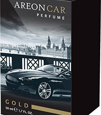Lufterfrischer Areon LUX Parfüm Gold 50ml.