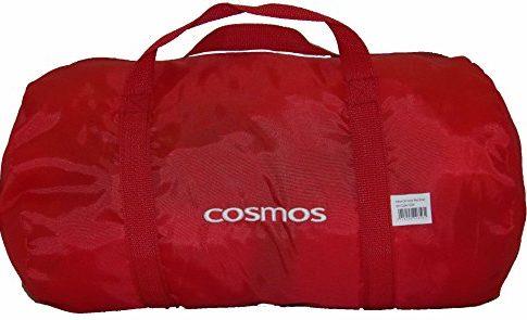 Cosmos10366 Autoabdeckung für Garage, Mittelgroß Rot