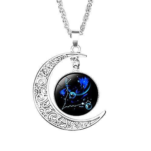 Top 10 Mond Kette Silber – Ketten für Damen