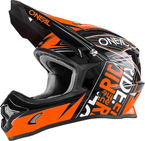 Top 4 Oneal Helm Orange Schwarz – Motocrosshelme